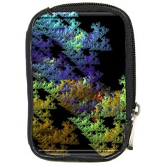 Fractal Forest Compact Camera Cases by Simbadda