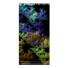 Fractal Forest Shower Curtain 36  X 72  (stall)