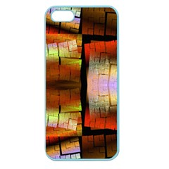 Fractal Tiles Apple Seamless Iphone 5 Case (color)