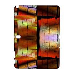 Fractal Tiles Galaxy Note 1 by Simbadda