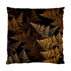 Fractal Fern Standard Cushion Case (one Side) by Simbadda