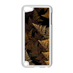 Fractal Fern Apple Ipod Touch 5 Case (white) by Simbadda