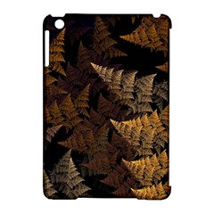 Fractal Fern Apple Ipad Mini Hardshell Case (compatible With Smart Cover) by Simbadda