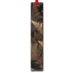 Fractal Fern Large Book Marks by Simbadda