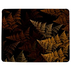 Fractal Fern Jigsaw Puzzle Photo Stand (rectangular) by Simbadda