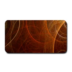 Fractal Color Lines Medium Bar Mats by Simbadda