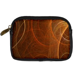 Fractal Color Lines Digital Camera Cases by Simbadda