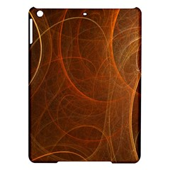 Fractal Color Lines Ipad Air Hardshell Cases by Simbadda