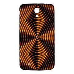 Fractal Patterns Samsung Galaxy Mega I9200 Hardshell Back Case by Simbadda