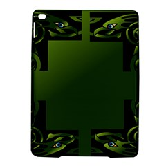Celtic Corners Ipad Air 2 Hardshell Cases by Simbadda