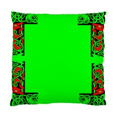 Decorative Corners Standard Cushion Case (one Side)