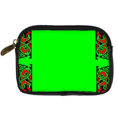 Decorative Corners Digital Camera Cases by Simbadda