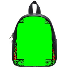 Decorative Corners School Bags (small)