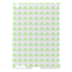 Shamrock Irish St Patrick S Day Apple Ipad 3/4 Hardshell Case (compatible With Smart Cover)