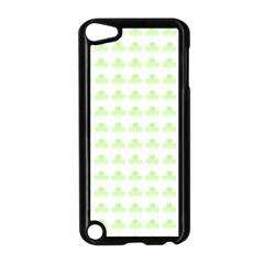 Shamrock Irish St Patrick S Day Apple Ipod Touch 5 Case (black) by Simbadda
