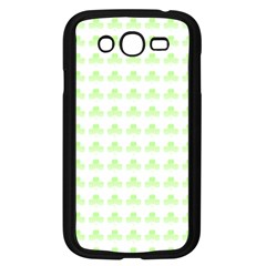 Shamrock Irish St Patrick S Day Samsung Galaxy Grand Duos I9082 Case (black)