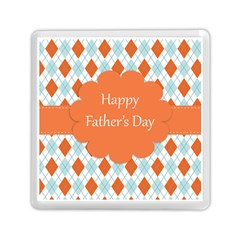 Happy Father Day  Memory Card Reader (square)  by Simbadda