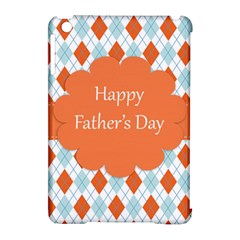 Happy Father Day  Apple Ipad Mini Hardshell Case (compatible With Smart Cover) by Simbadda
