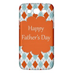 Happy Father Day  Samsung Galaxy Mega 5 8 I9152 Hardshell Case  by Simbadda