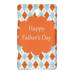 Happy Father Day  Samsung Galaxy Tab S (8 4 ) Hardshell Case  by Simbadda