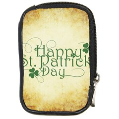 Irish St Patrick S Day Ireland Compact Camera Cases by Simbadda