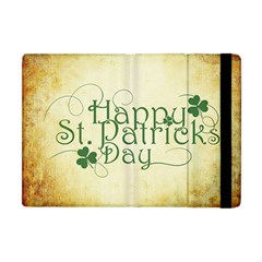 Irish St Patrick S Day Ireland Apple Ipad Mini Flip Case by Simbadda
