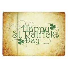 Irish St Patrick S Day Ireland Samsung Galaxy Tab 10 1  P7500 Flip Case by Simbadda