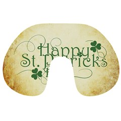 Irish St Patrick S Day Ireland Travel Neck Pillows