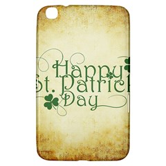 Irish St Patrick S Day Ireland Samsung Galaxy Tab 3 (8 ) T3100 Hardshell Case  by Simbadda
