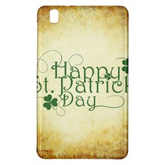 Irish St Patrick S Day Ireland Samsung Galaxy Tab Pro 8 4 Hardshell Case by Simbadda