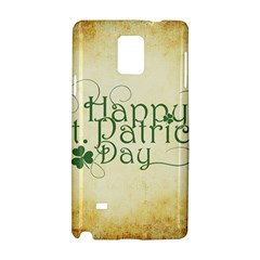 Irish St Patrick S Day Ireland Samsung Galaxy Note 4 Hardshell Case