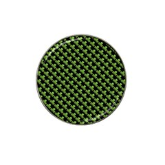 St Patrick S Day Background Hat Clip Ball Marker (4 Pack)