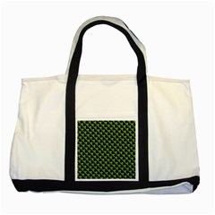 St Patrick S Day Background Two Tone Tote Bag by Simbadda