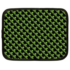 St Patrick S Day Background Netbook Case (xxl)  by Simbadda