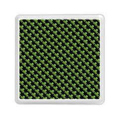 St Patrick S Day Background Memory Card Reader (square)