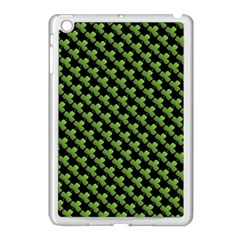 St Patrick S Day Background Apple Ipad Mini Case (white) by Simbadda