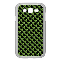 St Patrick S Day Background Samsung Galaxy Grand Duos I9082 Case (white) by Simbadda