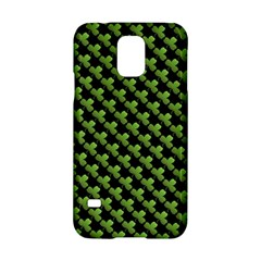 St Patrick S Day Background Samsung Galaxy S5 Hardshell Case  by Simbadda