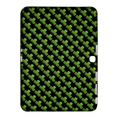 St Patrick S Day Background Samsung Galaxy Tab 4 (10 1 ) Hardshell Case