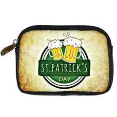 Irish St Patrick S Day Ireland Beer Digital Camera Cases by Simbadda