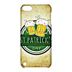 Irish St Patrick S Day Ireland Beer Apple Ipod Touch 5 Hardshell Case With Stand by Simbadda