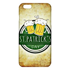 Irish St Patrick S Day Ireland Beer Iphone 6 Plus/6s Plus Tpu Case by Simbadda