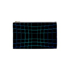 Abstract Adobe Photoshop Background Beautiful Cosmetic Bag (small)  by Simbadda