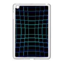 Abstract Adobe Photoshop Background Beautiful Apple Ipad Mini Case (white) by Simbadda