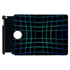 Abstract Adobe Photoshop Background Beautiful Apple Ipad 2 Flip 360 Case by Simbadda