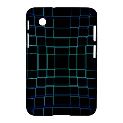 Abstract Adobe Photoshop Background Beautiful Samsung Galaxy Tab 2 (7 ) P3100 Hardshell Case
