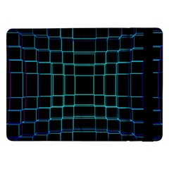 Abstract Adobe Photoshop Background Beautiful Samsung Galaxy Tab Pro 12 2  Flip Case by Simbadda