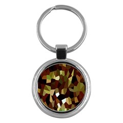 Crystallize Background Key Chains (round)  by Simbadda