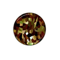 Crystallize Background Hat Clip Ball Marker (10 Pack)
