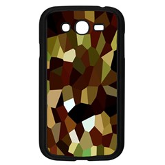 Crystallize Background Samsung Galaxy Grand Duos I9082 Case (black) by Simbadda